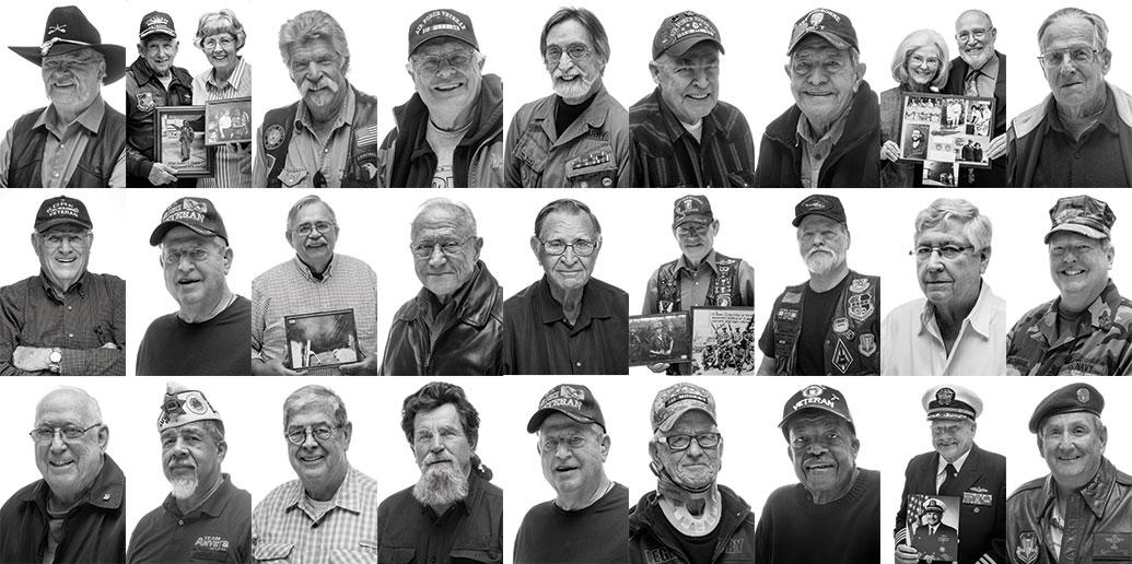 YSA Veterans Portraits