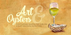 Art & Oysters Header Image
