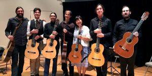 Multi-String Guitar Ensemble