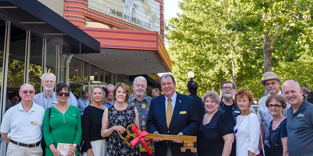 Key Ceremony at Sutter Theater Center for the Arts