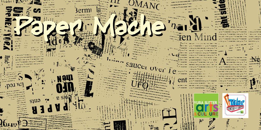 Paper Mache image